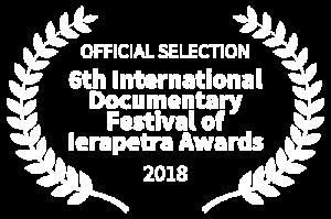 WALK - 2018 OFFICIAL SELECTION - 6th International Documentary Festival of lerapetra Awards